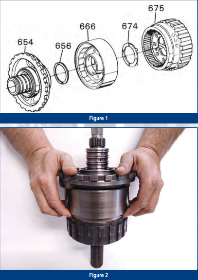 Gears Magazine | Correcting Carrier Float in a 400 or 4L80