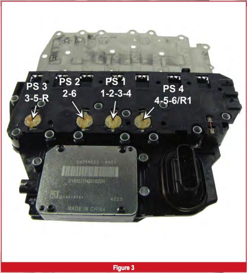 Gears Magazine | Understanding GM 6T40 Solenoids