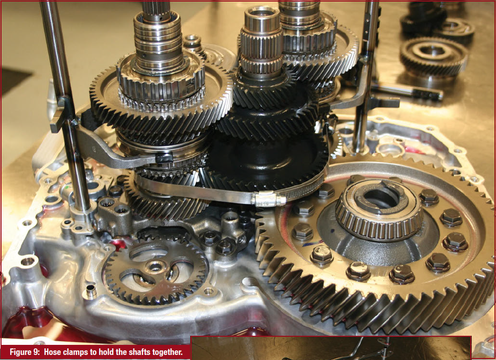 Gears Magazine Acura DCT Speed Transaxle - Acura transmission