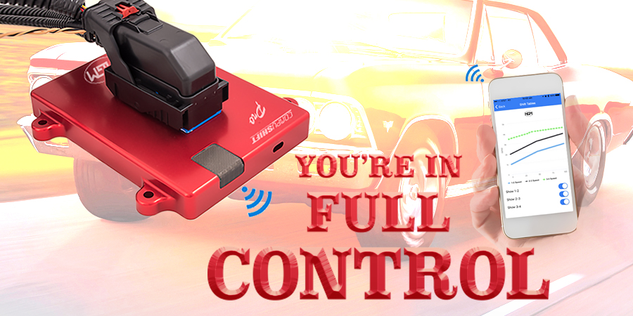 Gears Magazine | You're In Full Control