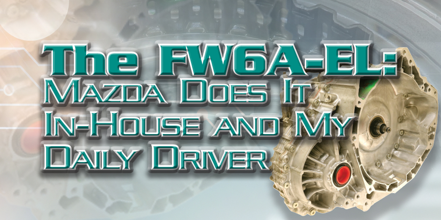 Gears Magazine | The FW6A-EL: Mazda Does It In-House and My