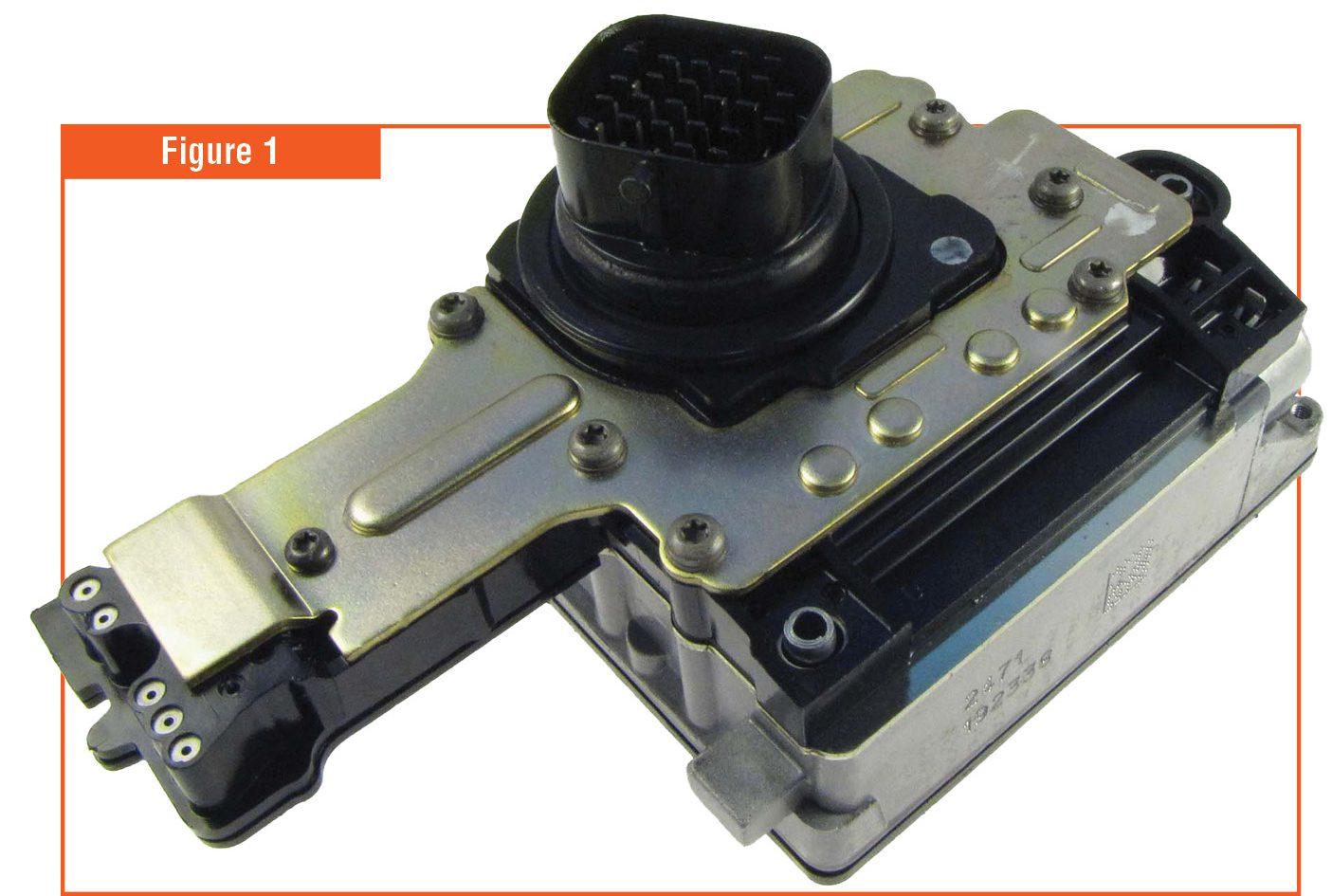 2001 dodge 2500 transmission solenoid