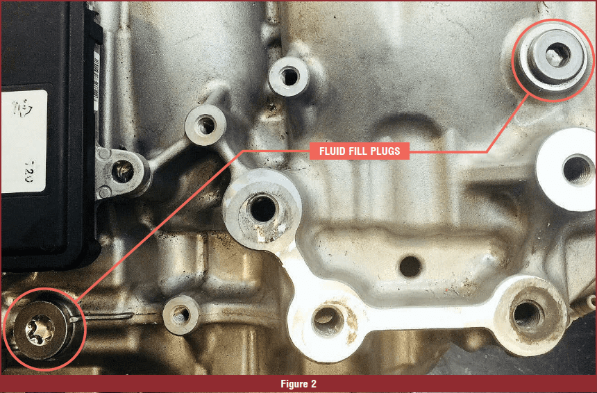 Gears Magazine | GM's AF50 8-Speed Transmission Fluid Level and