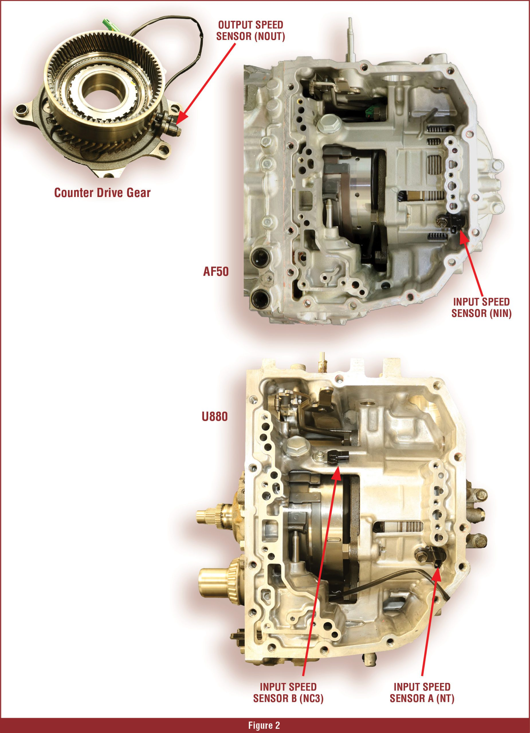 Gears Magazine | GM's AF50 8-Speed vs  Toyota's U880 8-Speed: The