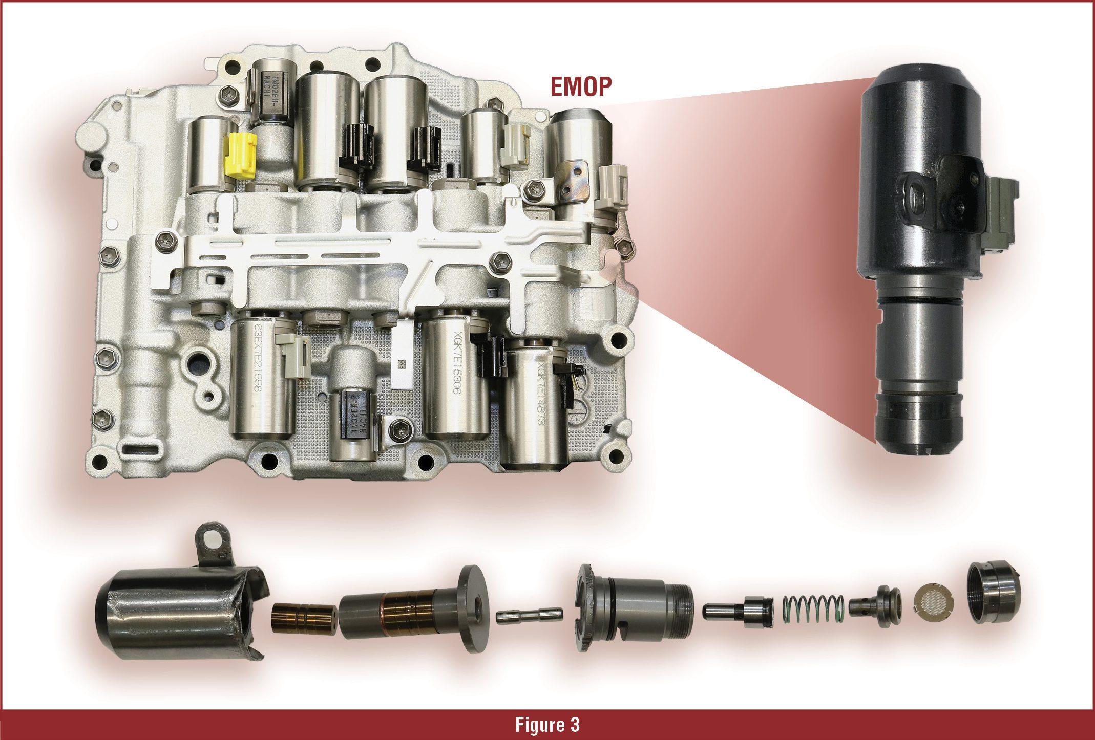 Gears Magazine | GM's AF50 8-Speed vs  Toyota's U880 8-Speed