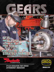 gears march cover