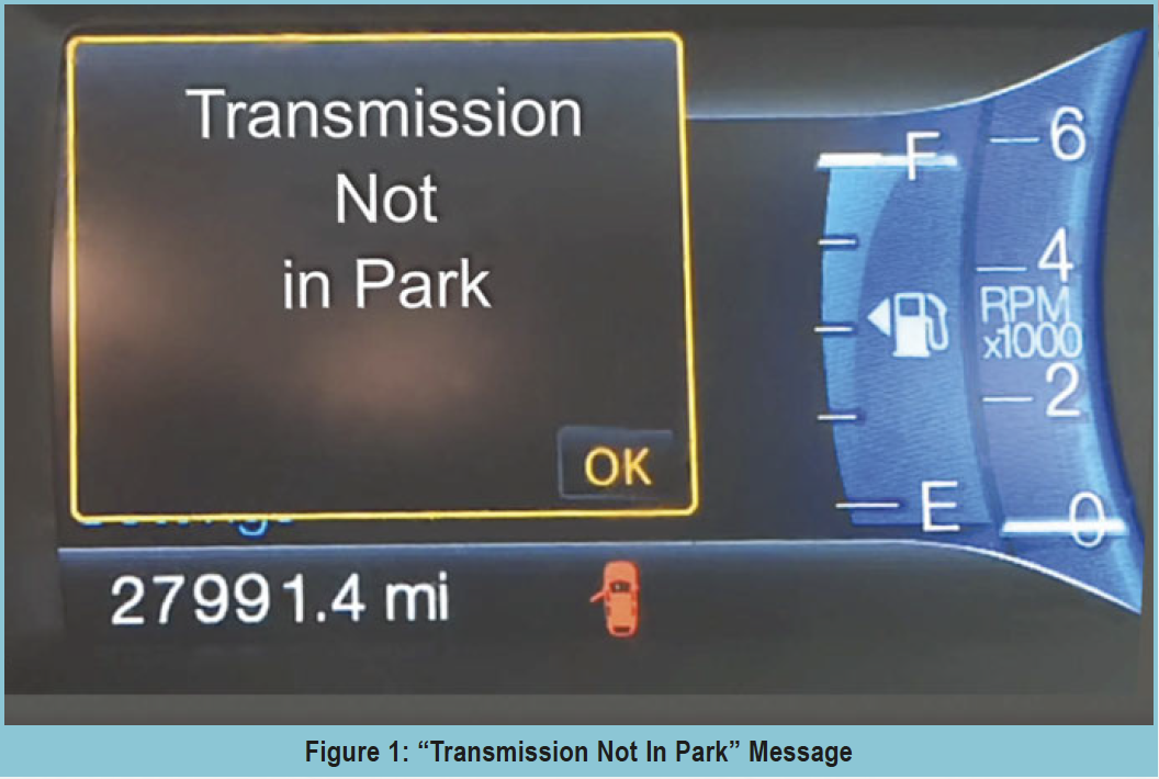 Gears Magazine | Ford's Park Detect System