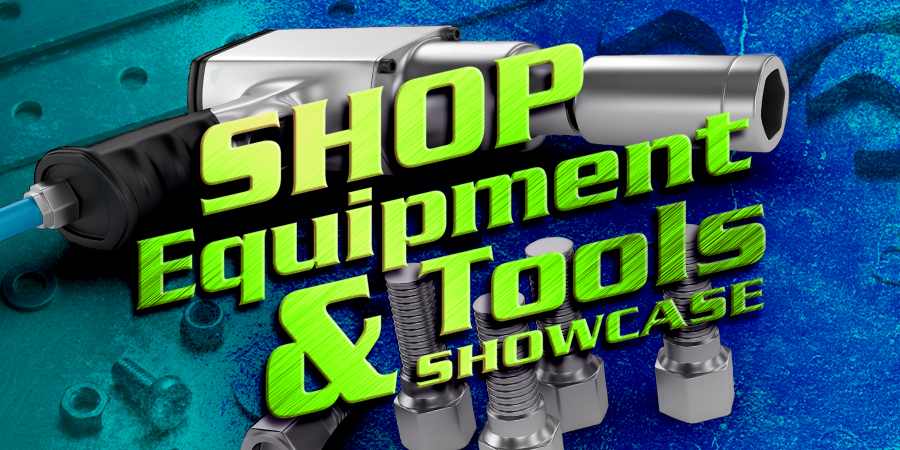 shop equipment and tool showcase featured image