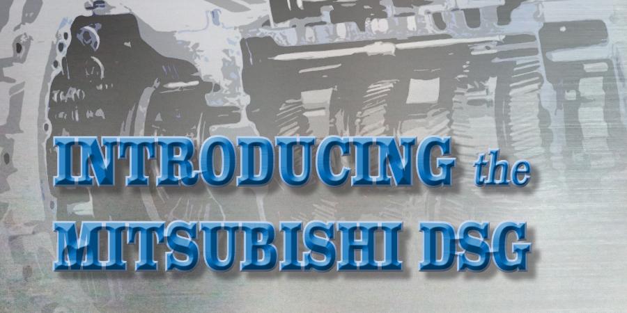 Heavy metal Mitsubishi DSG featured image