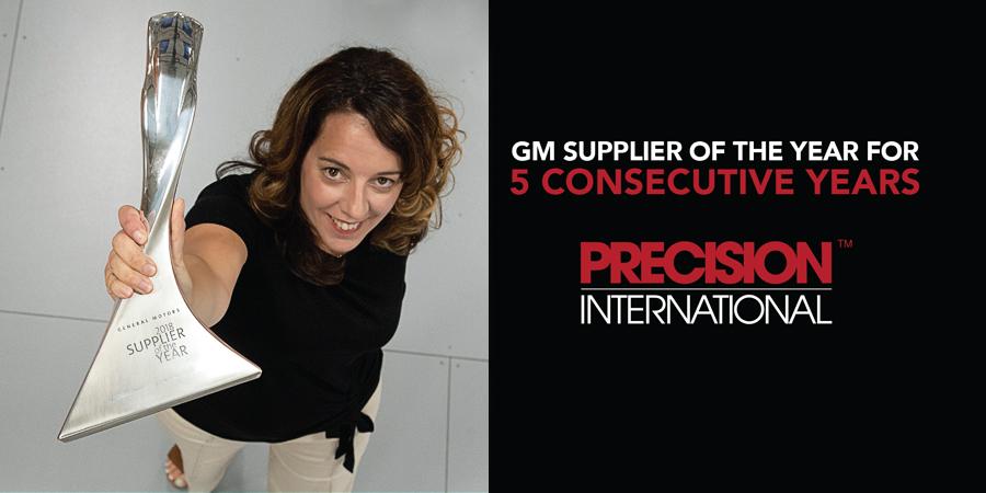 Precision International Featured image