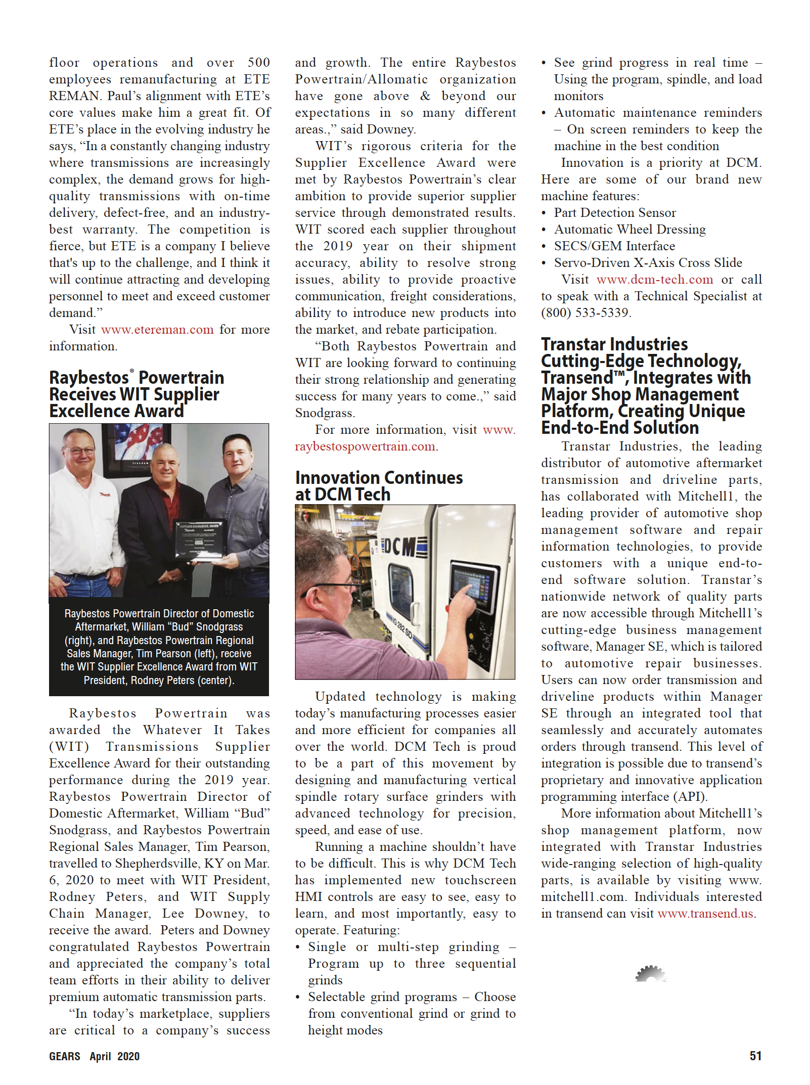 powertrain industry news page 2